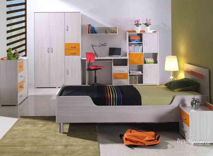 Dětský pokojíček - 2 barvy - VYSOKÝ LESK