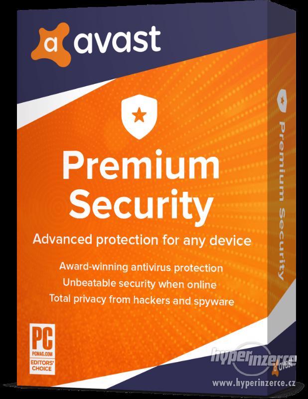 Avast Premium Security 3PC na 3 ROKY antivirus - foto 1