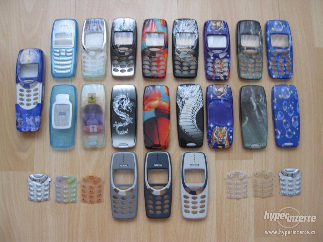 Nokia 3310 z r.2001 - kryty na mobilní telefon - foto 1