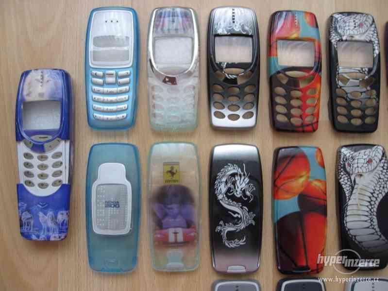 Nokia 3310 z r.2001 - kryty na mobilní telefon - foto 2