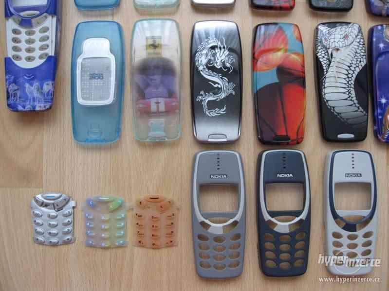 Nokia 3310 z r.2001 - kryty na mobilní telefon - foto 4