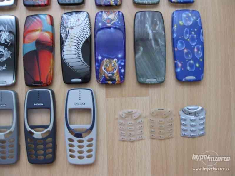Nokia 3310 z r.2001 - kryty na mobilní telefon - foto 5