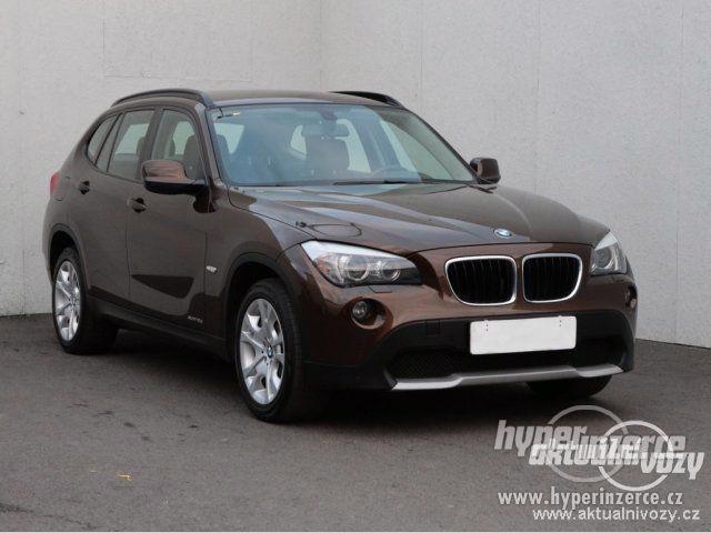 BMW X1 2.0, nafta, rok 2011
