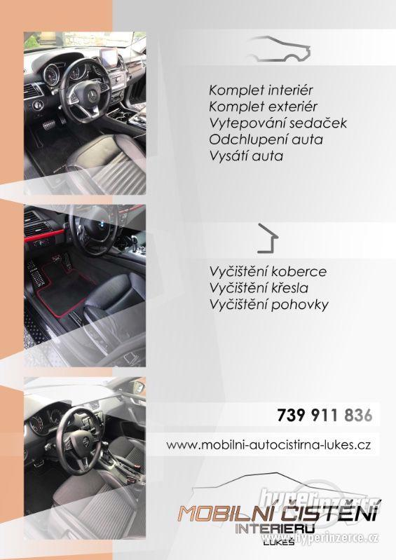 Kompletni čištění automobilů/domácností - foto 1