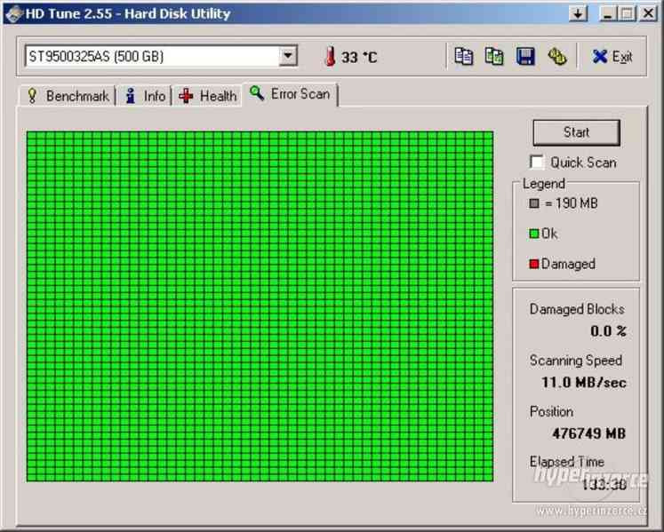 HDD do NB Momentus ST9500325AS 500GB SATA II - foto 3