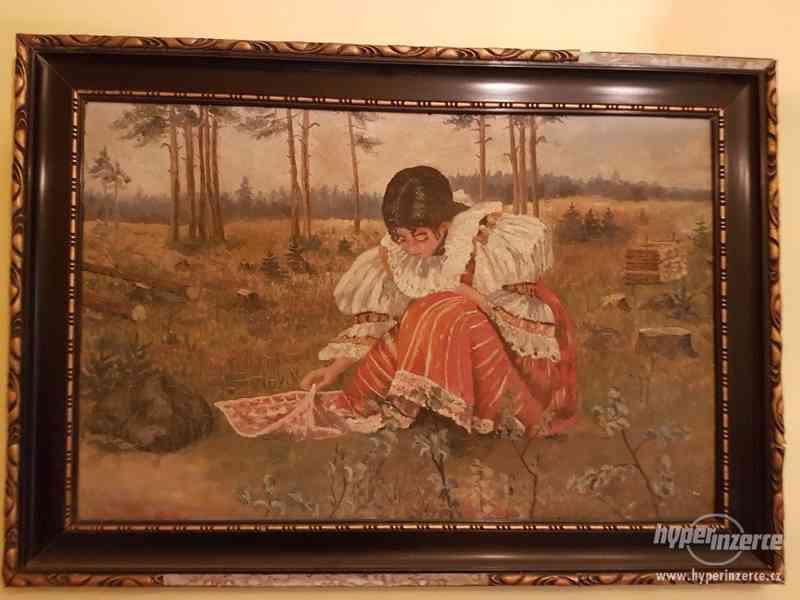 Obraz Veselanka od Beneše