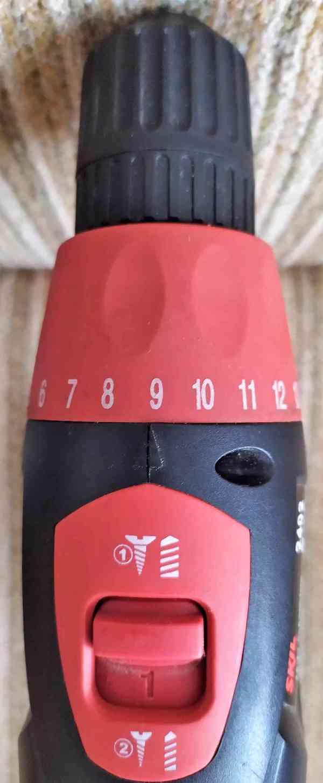 SKIL 2402 - Akumulátorový vrtací šroubovák s baterií 1,5Ah  - foto 4