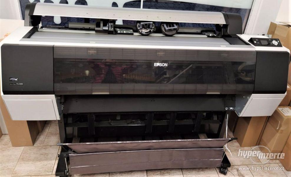 Velkoformátová tiskárna Epson Stylus 9890Pro - foto 3