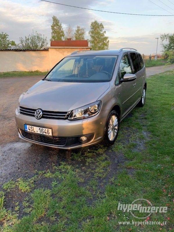 PRODÁM Volkswagen Touran 2.0 103 kW, DSG, parkovací asistent - foto 2