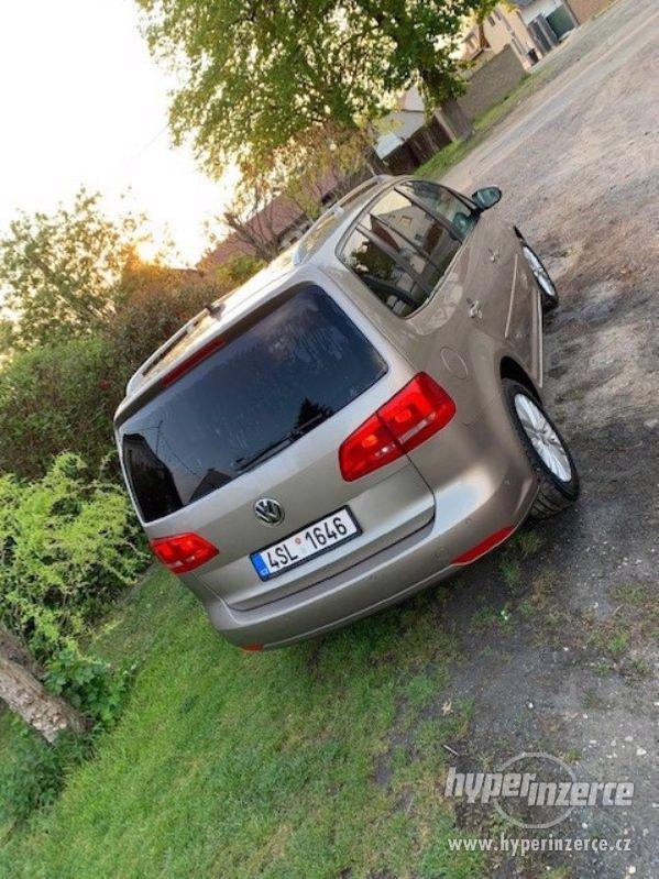 PRODÁM Volkswagen Touran 2.0 103 kW, DSG, parkovací asistent - foto 3