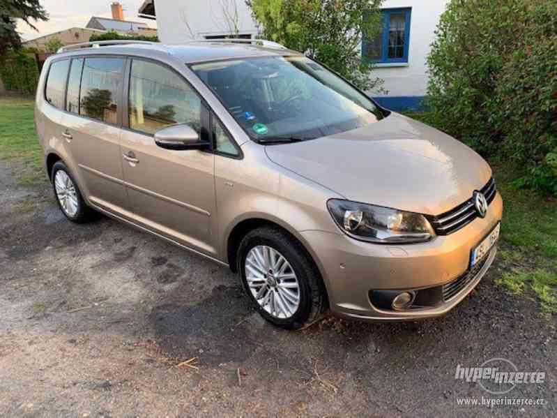 PRODÁM Volkswagen Touran 2.0 103 kW, DSG, parkovací asistent - foto 1