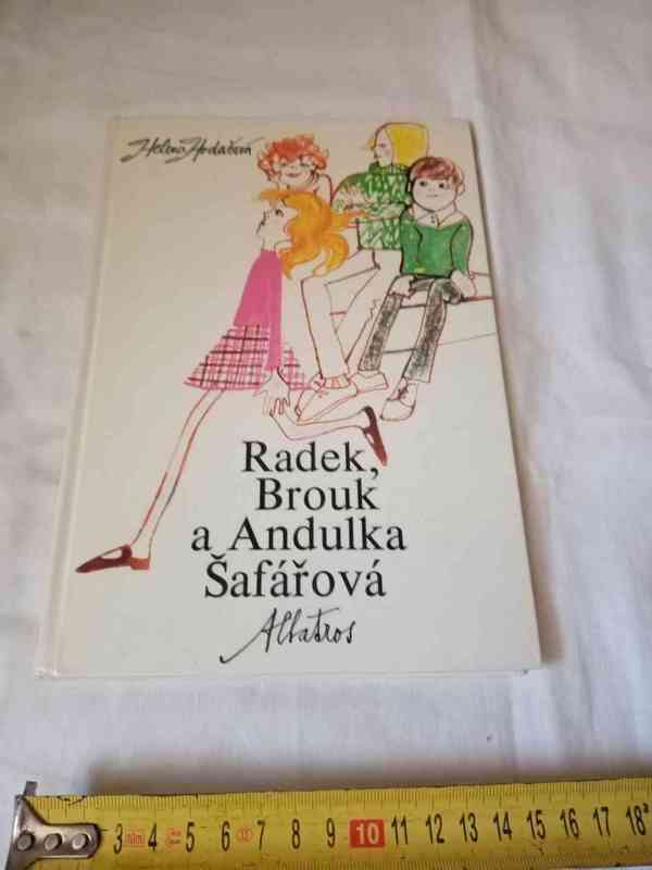 Radek, Brouk a Andulka Šafářová 1980 , 84 stran