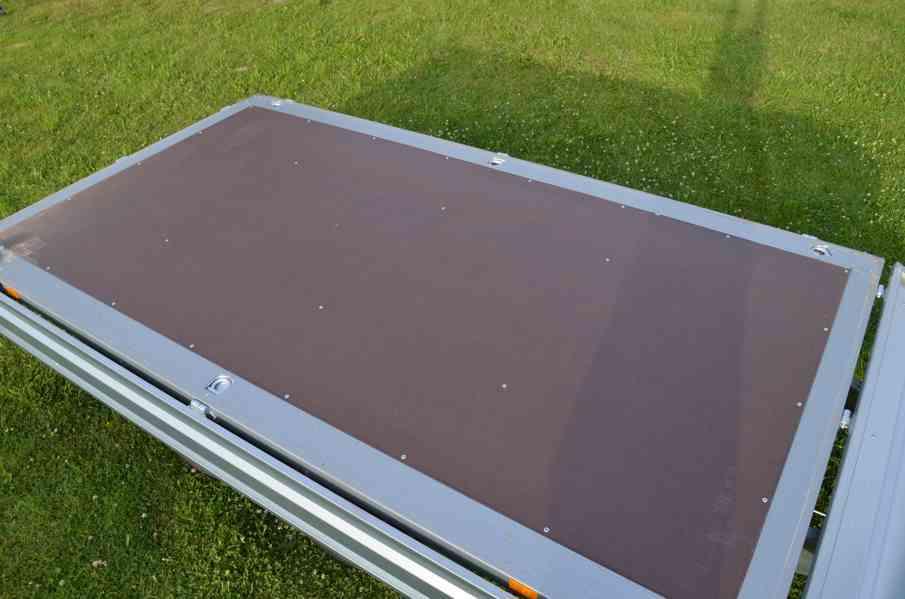 Brenderup 4310 TB- 309x169, 2000kg- přívěsný vozík - foto 5