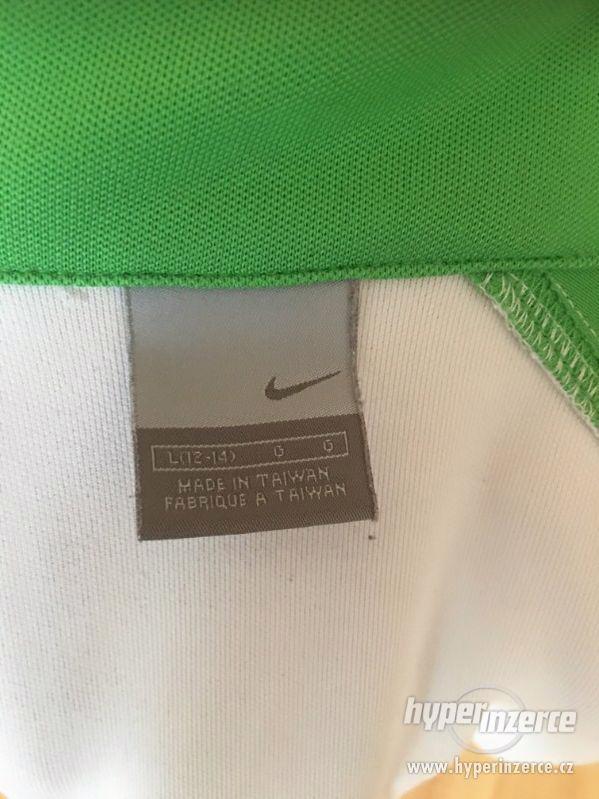 Dívčí značková bunda od NIKE z USA, S - foto 3