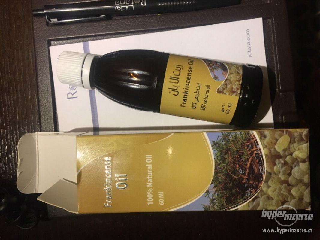 Kadidlový olej z Ománu 100% přírodní 60 ml - foto 1
