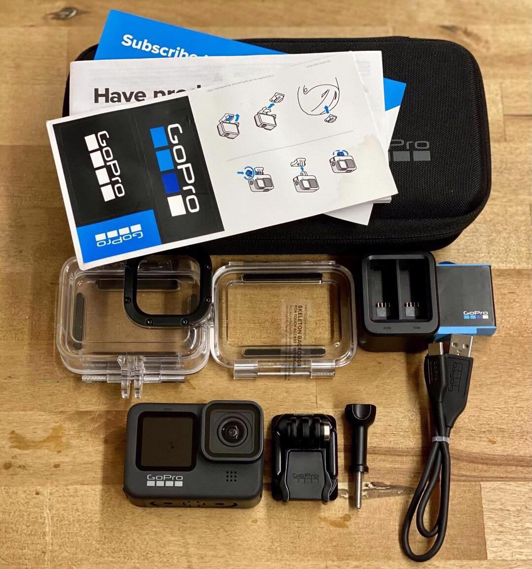 GoPro HERO 9 Black Action Camera - foto 1