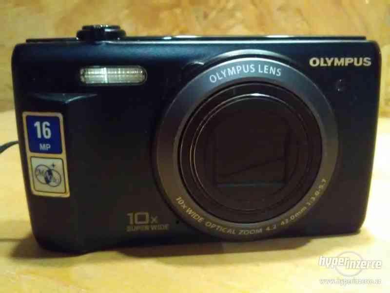 Fotoaparát Olympus VR-350.