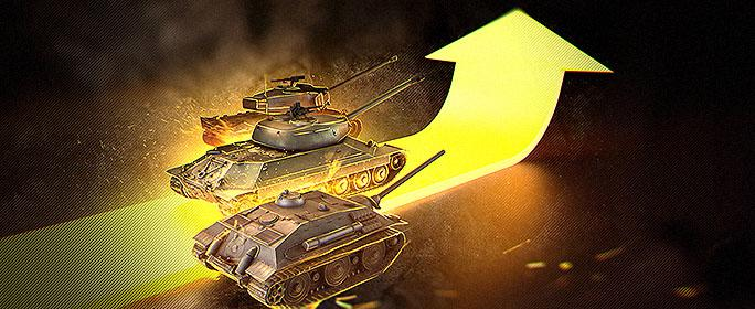 World of Tanks - KAMPANĚ, KREDITY, VYJÍŽDĚNÍ TANKŮ, WN8