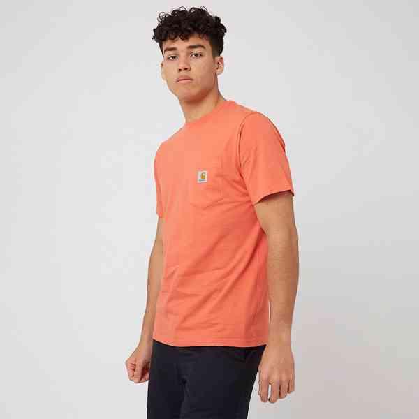 Carhartt - Pánské tričko s kapsou WIP Velikost: L