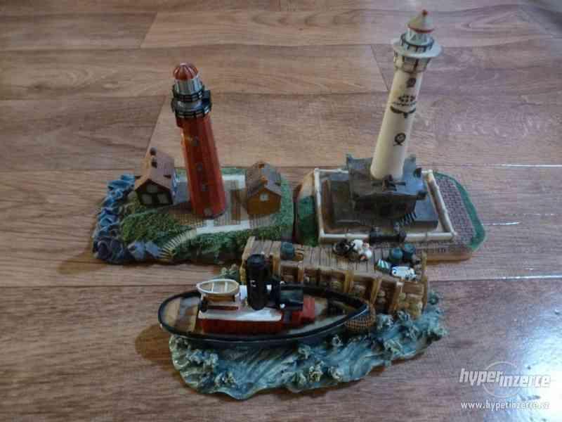 Realistické miniatury k modelové železnici
