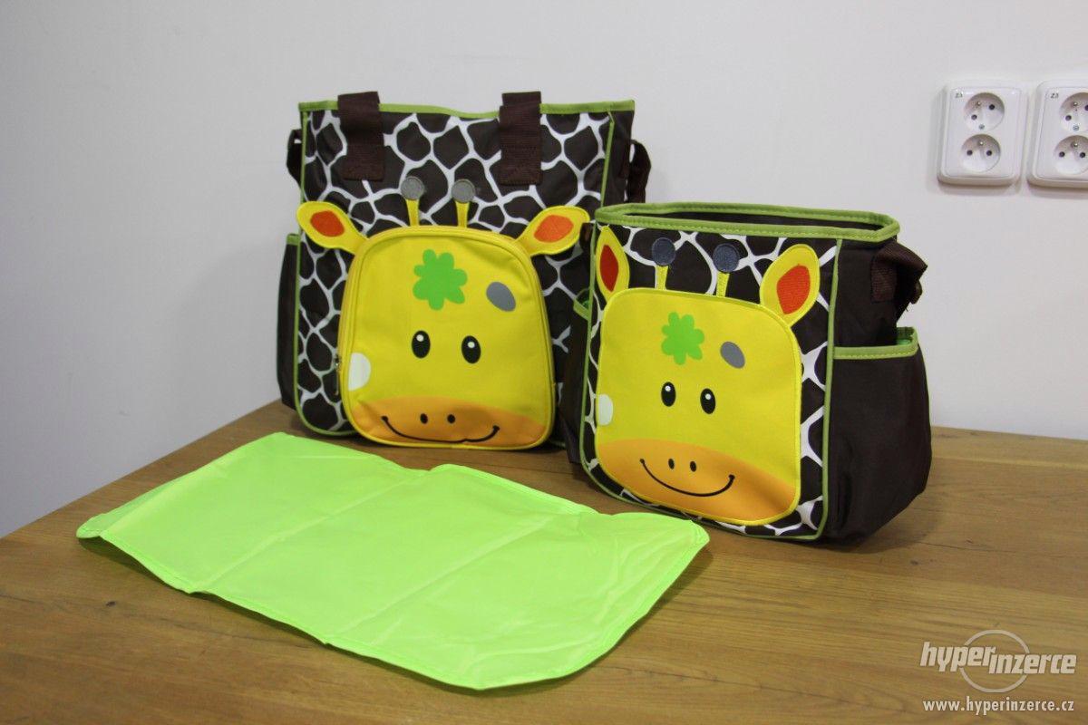 Přebalovací taška set 3 ks Tropical - foto 1