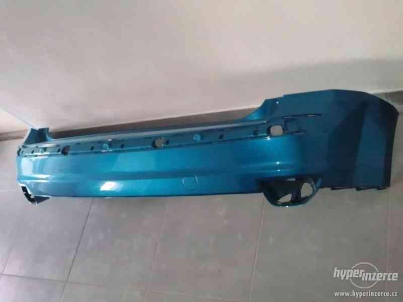 zadní nárazník a palivový filtr Ford Focus II - foto 1