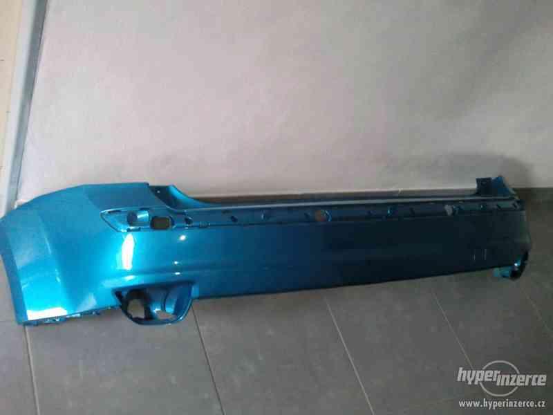 zadní nárazník a palivový filtr Ford Focus II - foto 2