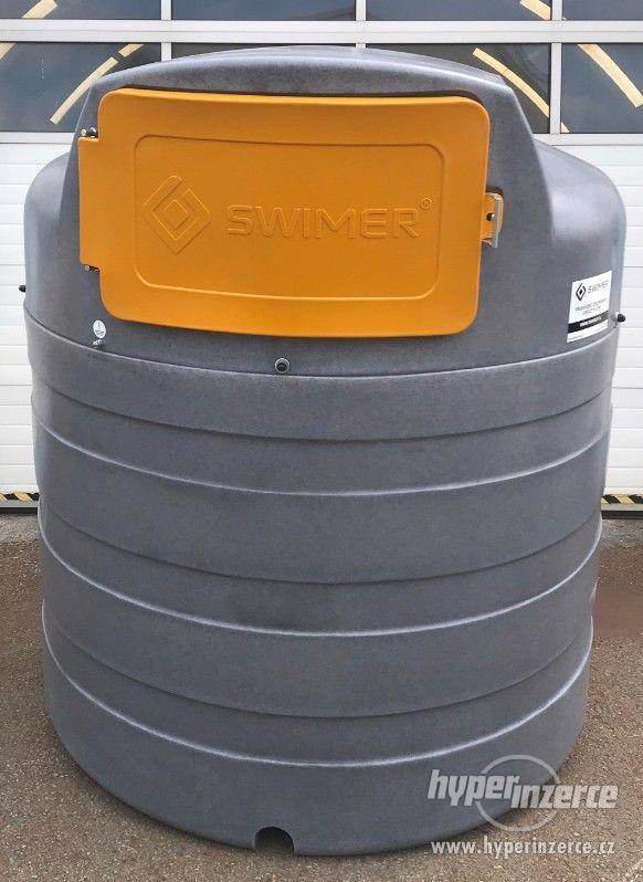Nádrž na naftu Swimer 2500 Eco-Line (2500 litrů) - foto 1