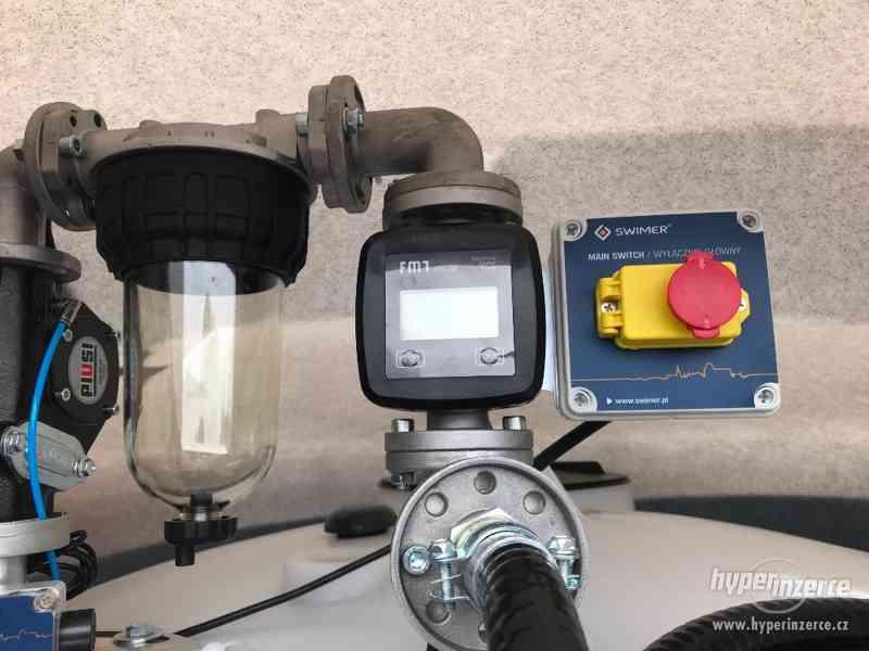 Nádrž na naftu Swimer 2500 Eco-Line (2500 litrů) - foto 4