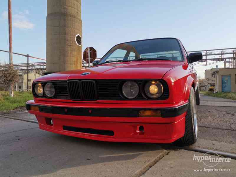 BMW E30 Coupe(316i) 325i 141KW,1991,BBS,Helroot,po servise