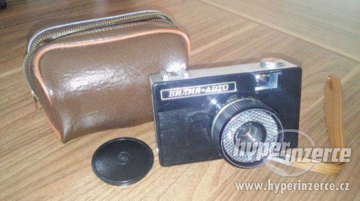 Starý fotoaparát - foto 1