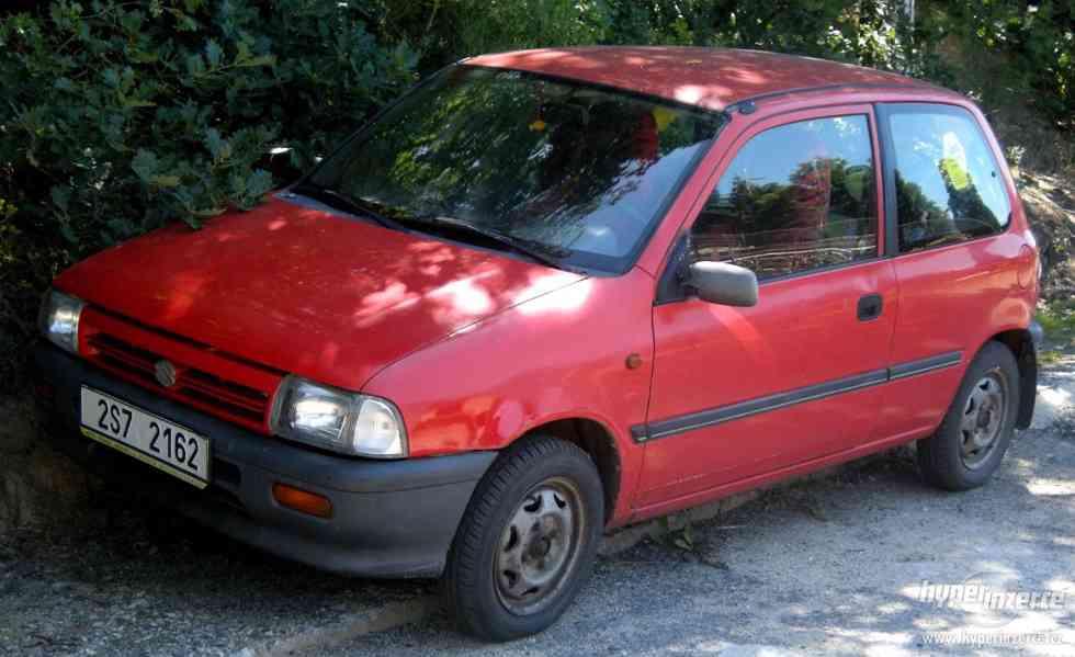 Prodám Suzuki Alto
