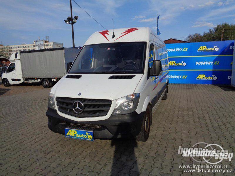 Prodej užitkového vozu Mercedes-Benz Sprinter - foto 1