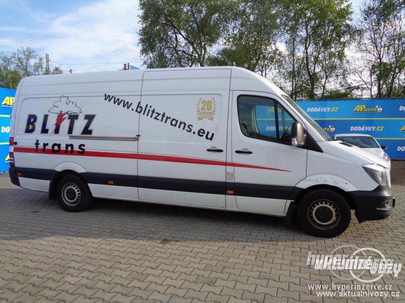 Prodej užitkového vozu Mercedes-Benz Sprinter - foto 22