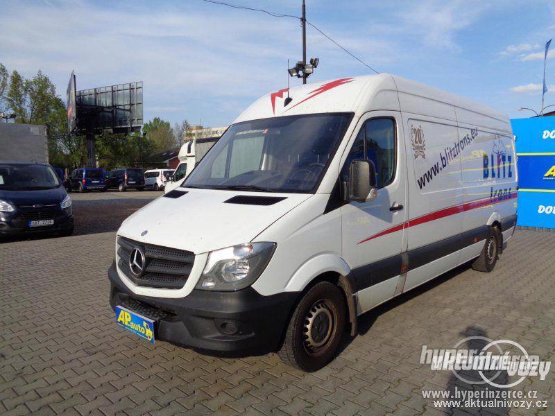 Prodej užitkového vozu Mercedes-Benz Sprinter - foto 26