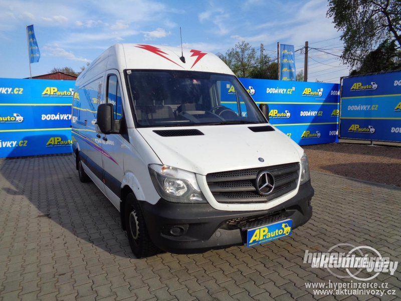 Prodej užitkového vozu Mercedes-Benz Sprinter - foto 28