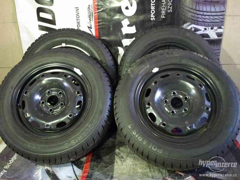 Sada disků a pneumatik Fabia 1,2,3