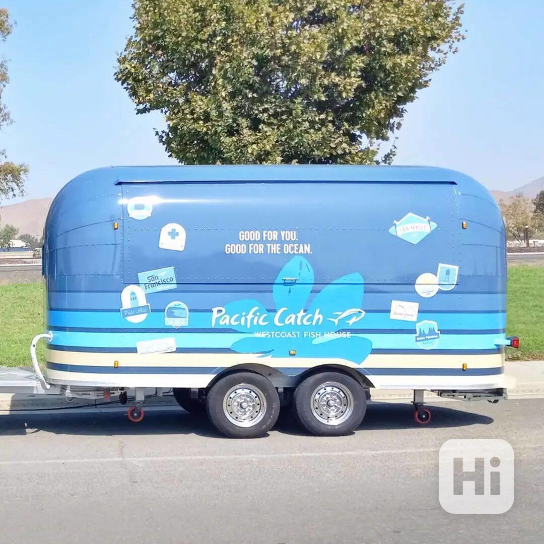erzoda Prodejní stánek , Food Truck , Gastro Trailers - foto 1