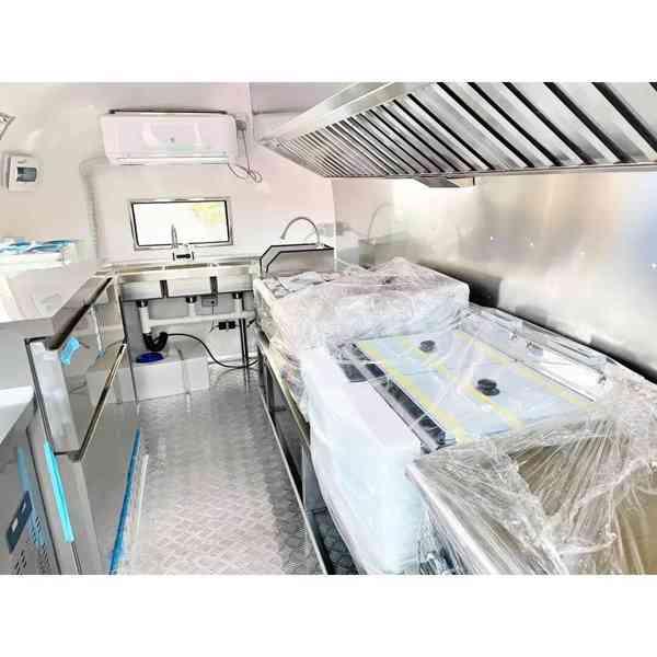 erzoda Prodejní stánek , Food Truck , Gastro Trailers - foto 6