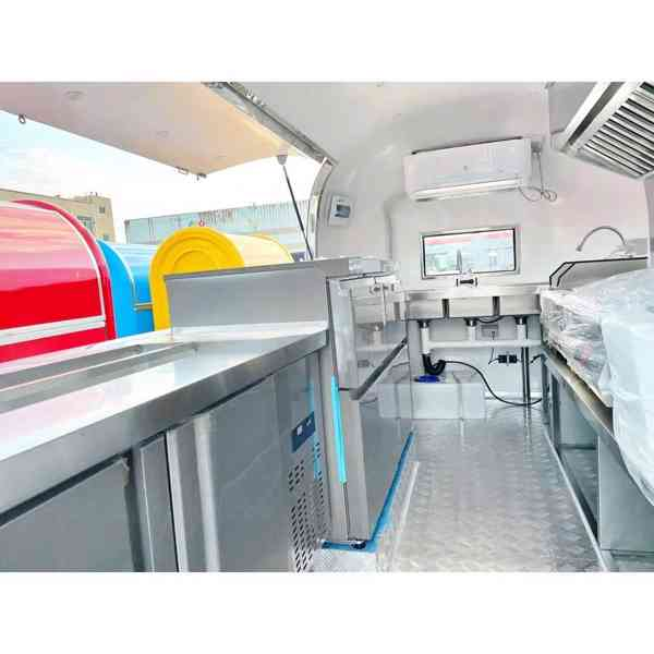 erzoda Prodejní stánek , Food Truck , Gastro Trailers - foto 2