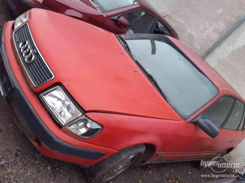 prodám veškeré náhradní díly z těchto aut viz foto - foto 26