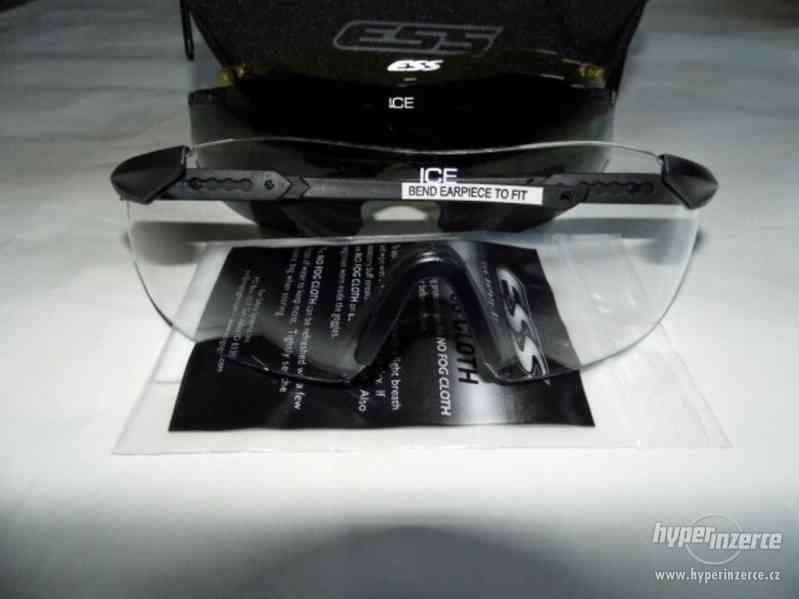 Brýle ESS ICE a brýle ESS NVG