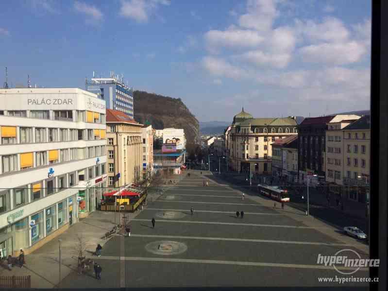 Komerční prostory Ústí nad Labem, Mírové náměstí 3286, objekt FALK, 87 - 559m2 - foto 12