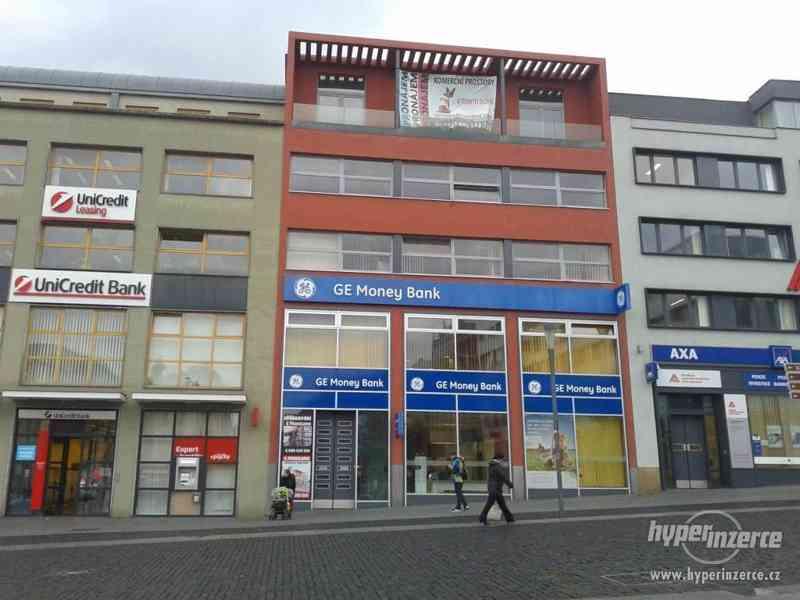 Komerční prostory Ústí nad Labem, Mírové náměstí 3286, objekt FALK, 87 - 559m2 - foto 13