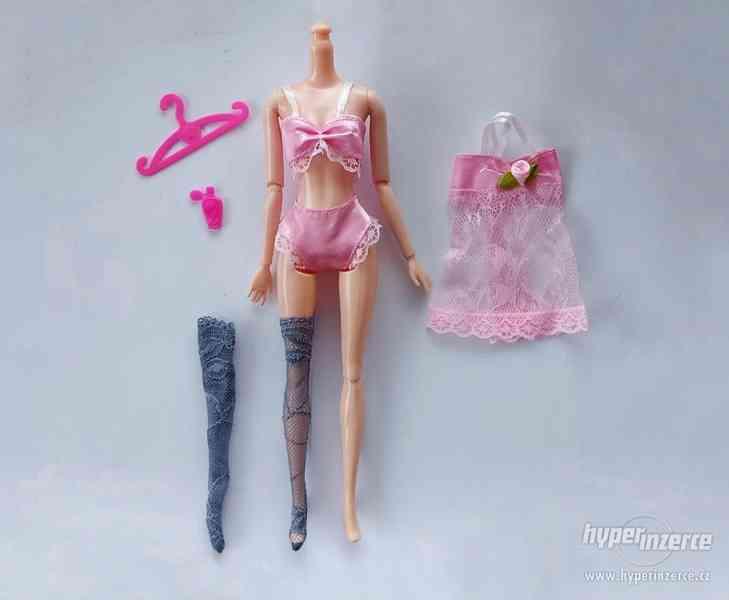 NOVÉ!Set pro panenku Barbie, noční s punčochami