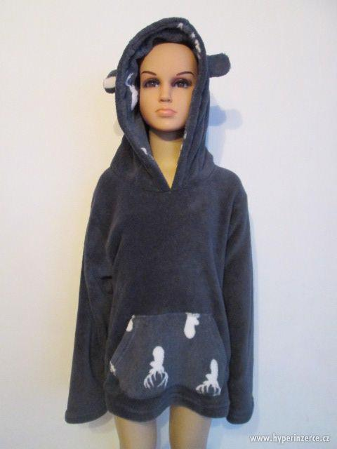 Mikina,svetr - dětské oblečení - foto 3
