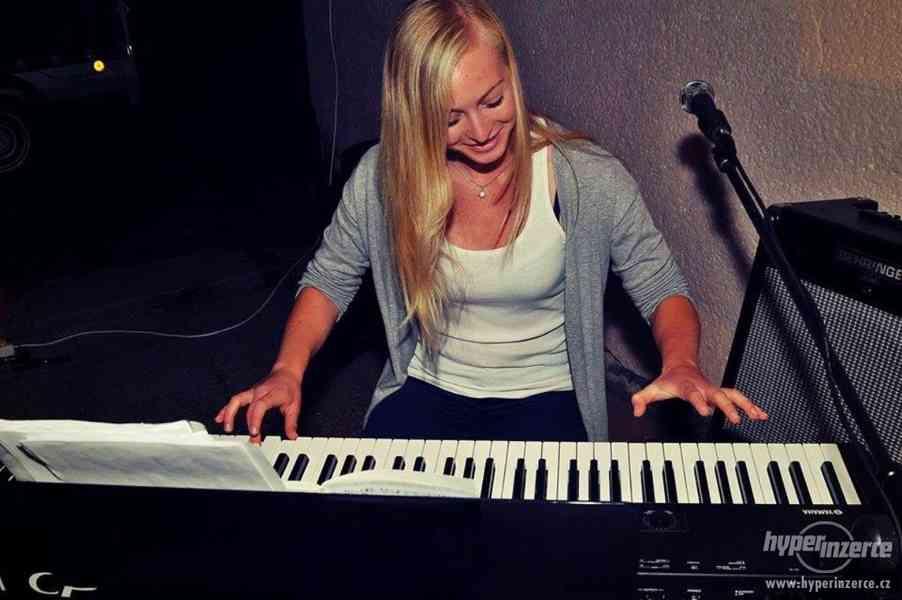 Doučování a výuka hry na klavír - Klatovy