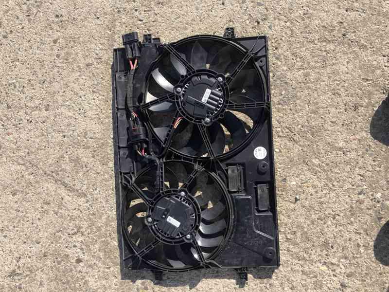 sahara ventilatory superb passat b8 octavia 3 - foto 2