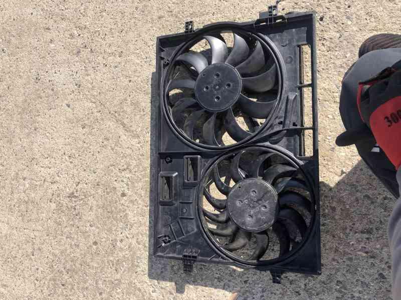 sahara ventilatory superb passat b8 octavia 3 - foto 5