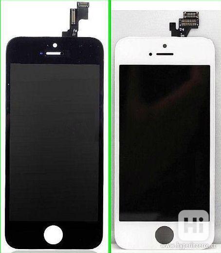 ČERNÝ,nebo BÍLÝ dotykový LCD display/displej na IPHONE 6 a 7 - foto 1